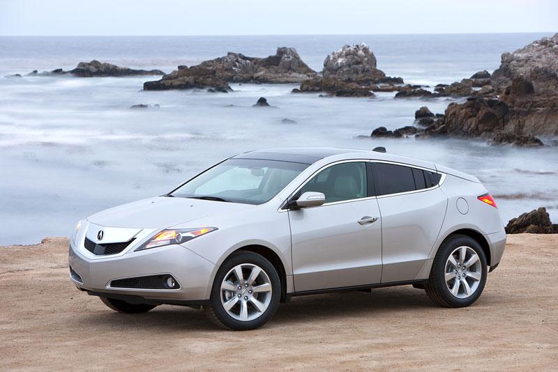 Acura ZDX: další SUV kupé připraveno vyrazit: - fotka 23