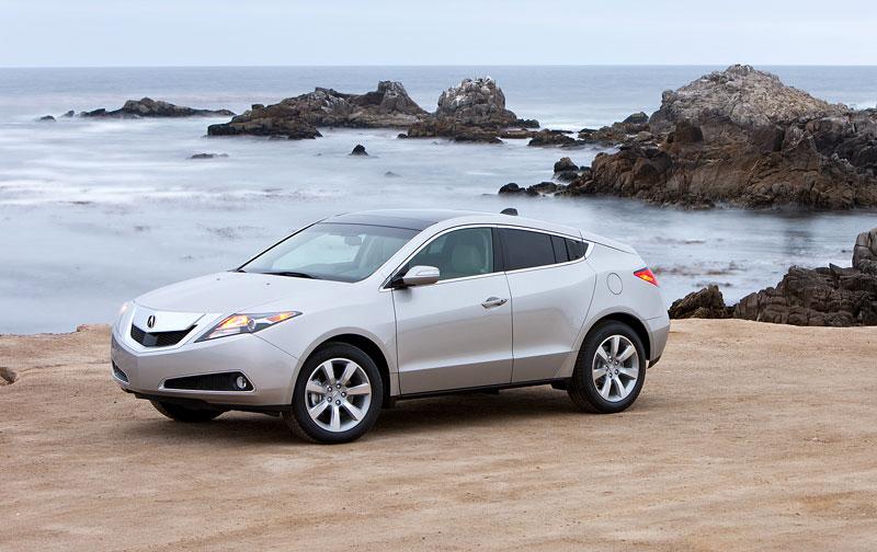 Acura ZDX: další SUV kupé připraveno vyrazit: - fotka 25