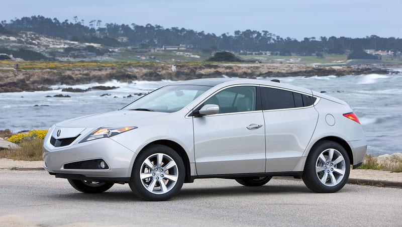 Acura ZDX: další SUV kupé připraveno vyrazit: - fotka 33