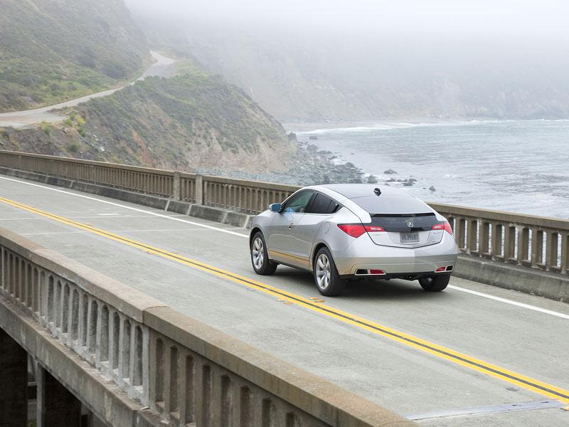 Acura ZDX: další SUV kupé připraveno vyrazit: - fotka 41