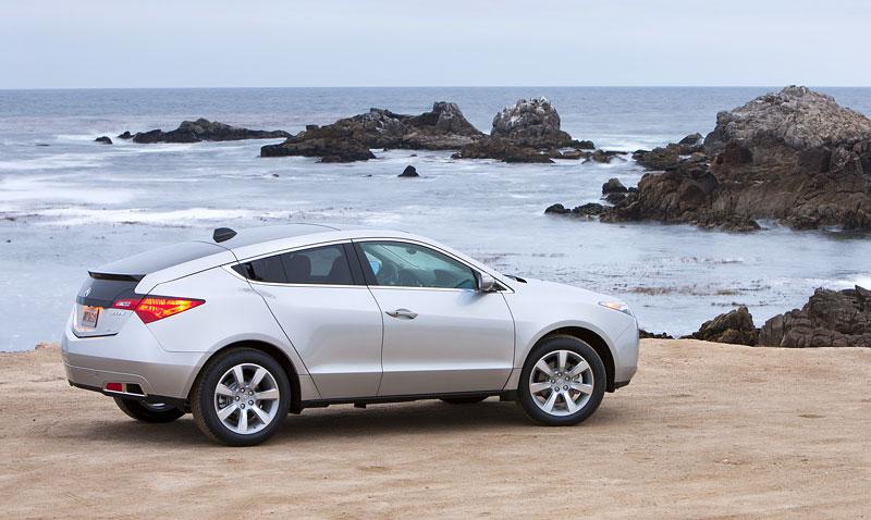 Acura ZDX: další SUV kupé připraveno vyrazit: - fotka 42