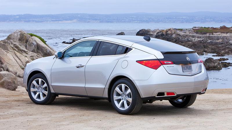Acura ZDX: další SUV kupé připraveno vyrazit: - fotka 43