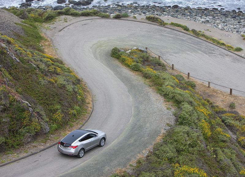 Acura ZDX: další SUV kupé připraveno vyrazit: - fotka 44