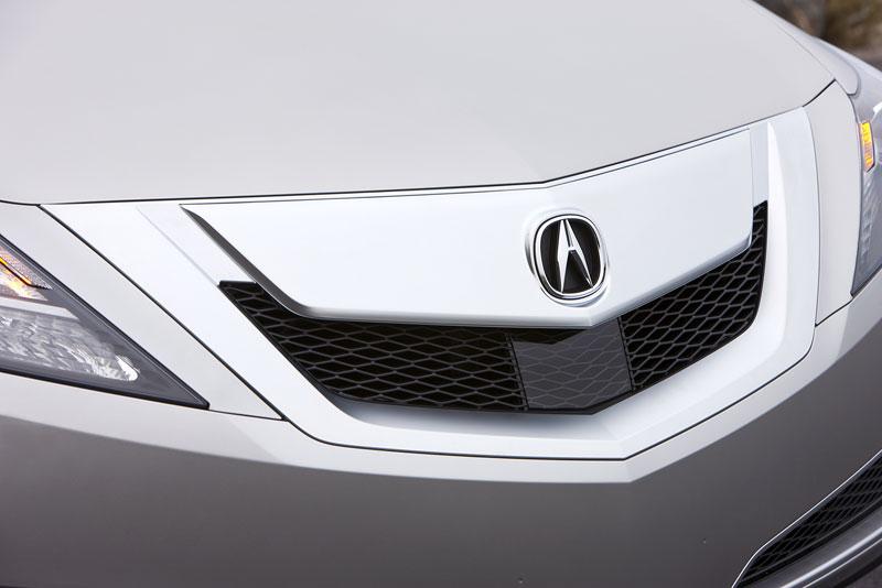 Acura ZDX: další SUV kupé připraveno vyrazit: - fotka 56
