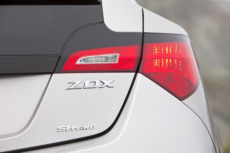 Acura ZDX: další SUV kupé připraveno vyrazit: - fotka 59
