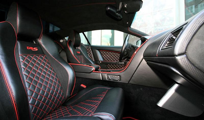 Aston Martin DBS od Anderson Germany: hra s barvičkami: - fotka 3