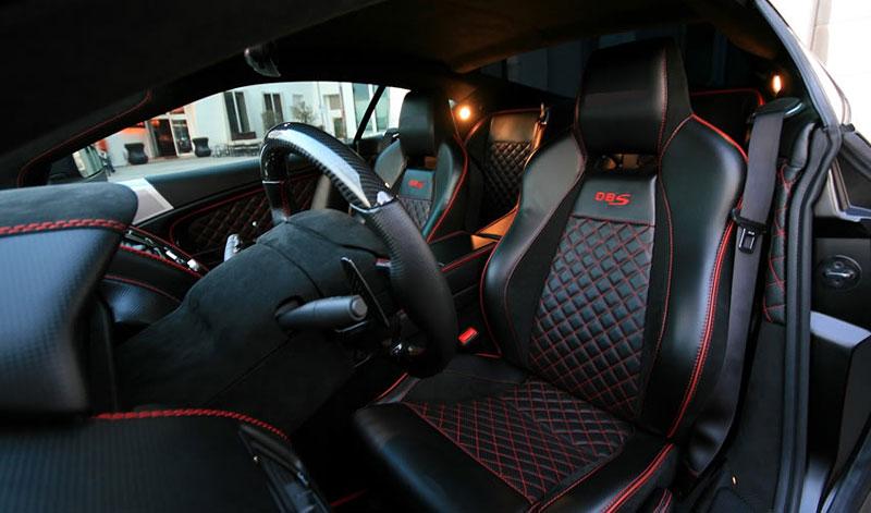 Aston Martin DBS od Anderson Germany: hra s barvičkami: - fotka 4