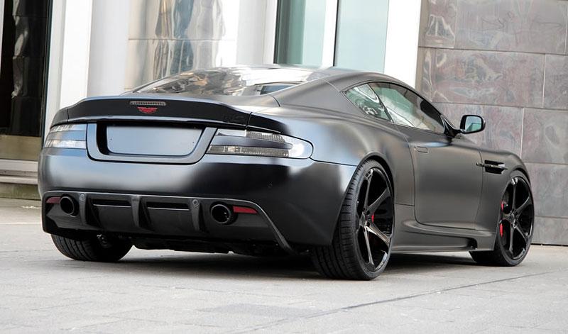 Aston Martin DBS od Anderson Germany: hra s barvičkami: - fotka 8