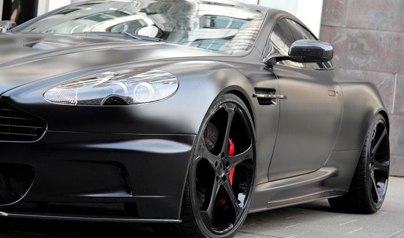 Aston Martin DBS od Anderson Germany: hra s barvičkami: - fotka 9