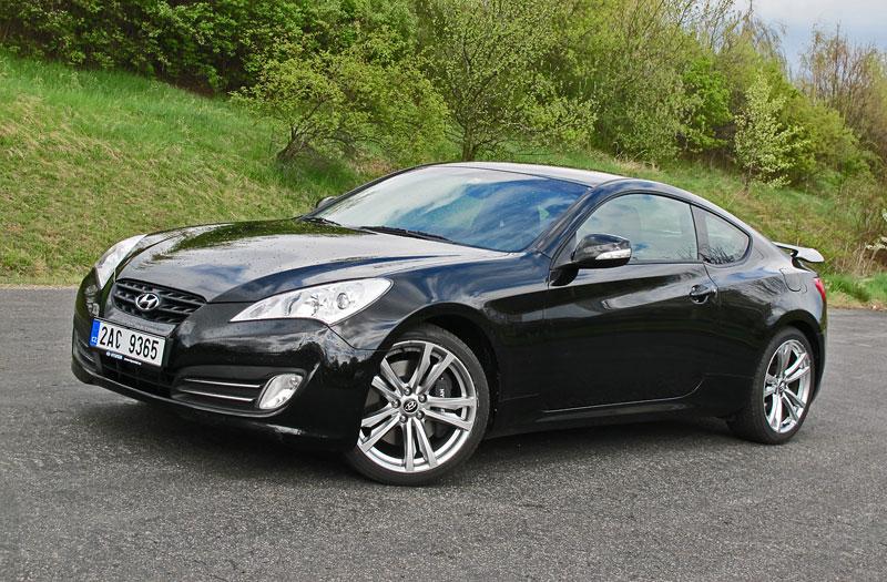 Test: Hyundai Genesis Coupe: Drift King: - fotka 32