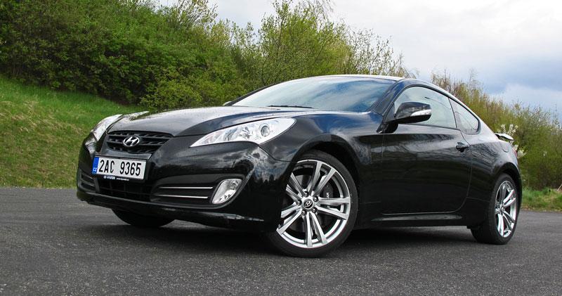 Test: Hyundai Genesis Coupe: Drift King: - fotka 33