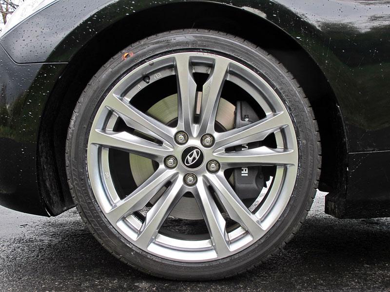 Test: Hyundai Genesis Coupe: Drift King: - fotka 61