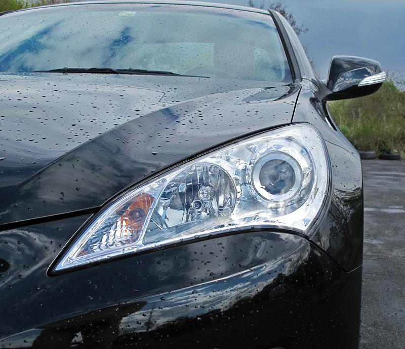Test: Hyundai Genesis Coupe: Drift King: - fotka 64