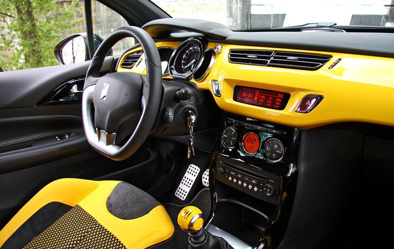 Test: Citroën DS3 1.6 THP: Říkejte mi Seb: - fotka 4