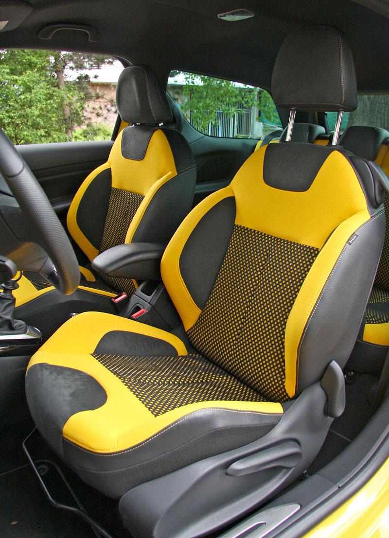 Test: Citroën DS3 1.6 THP: Říkejte mi Seb: - fotka 14