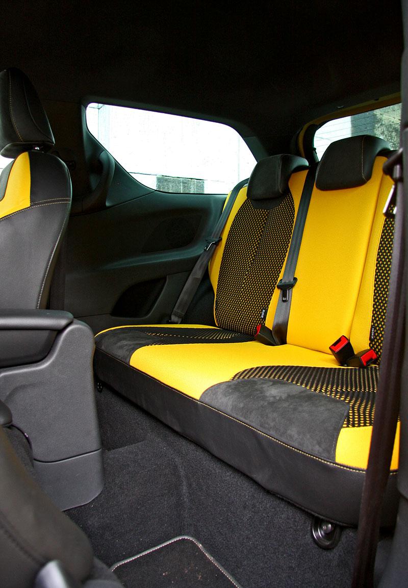 Test: Citroën DS3 1.6 THP: Říkejte mi Seb: - fotka 15