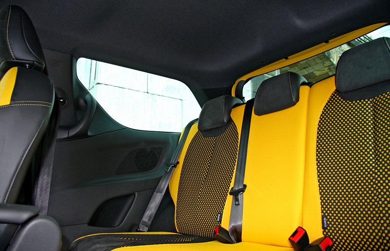 Test: Citroën DS3 1.6 THP: Říkejte mi Seb: - fotka 16