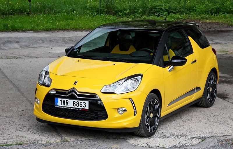 Test: Citroën DS3 1.6 THP: Říkejte mi Seb: - fotka 18