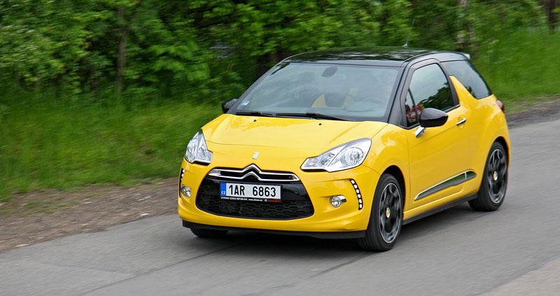 Test: Citroën DS3 1.6 THP: Říkejte mi Seb: - fotka 23