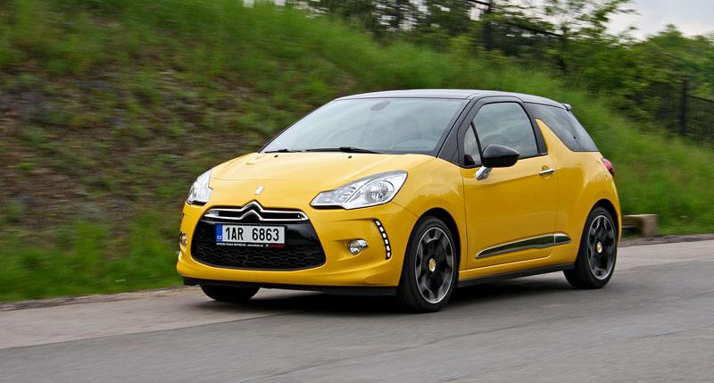 Test: Citroën DS3 1.6 THP: Říkejte mi Seb: - fotka 25
