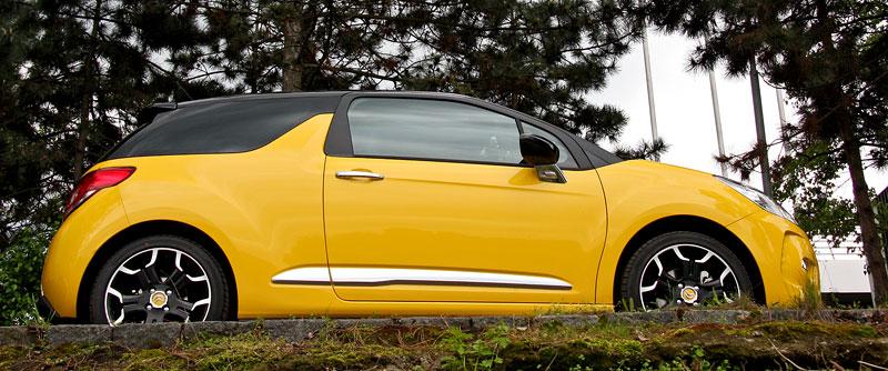 Test: Citroën DS3 1.6 THP: Říkejte mi Seb: - fotka 27