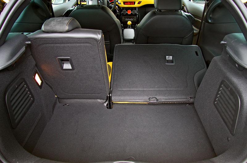 Test: Citroën DS3 1.6 THP: Říkejte mi Seb: - fotka 41