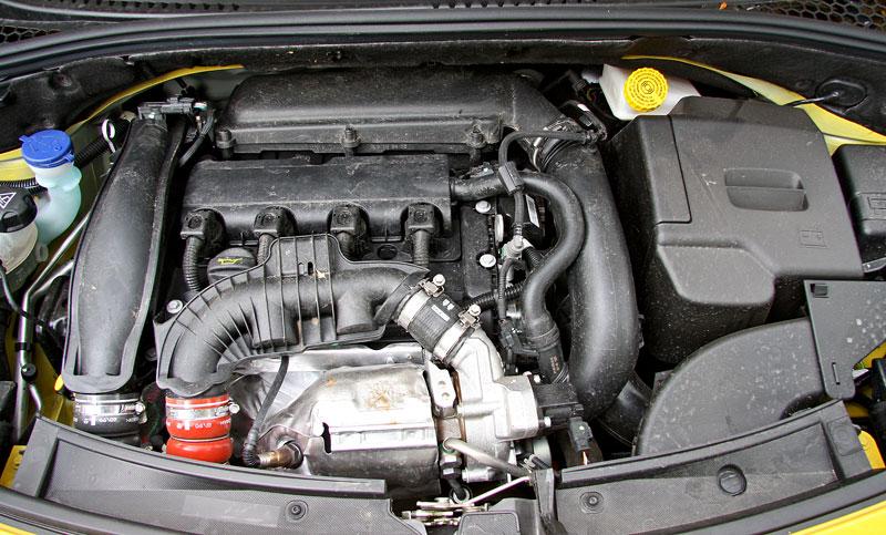 Test: Citroën DS3 1.6 THP: Říkejte mi Seb: - fotka 42