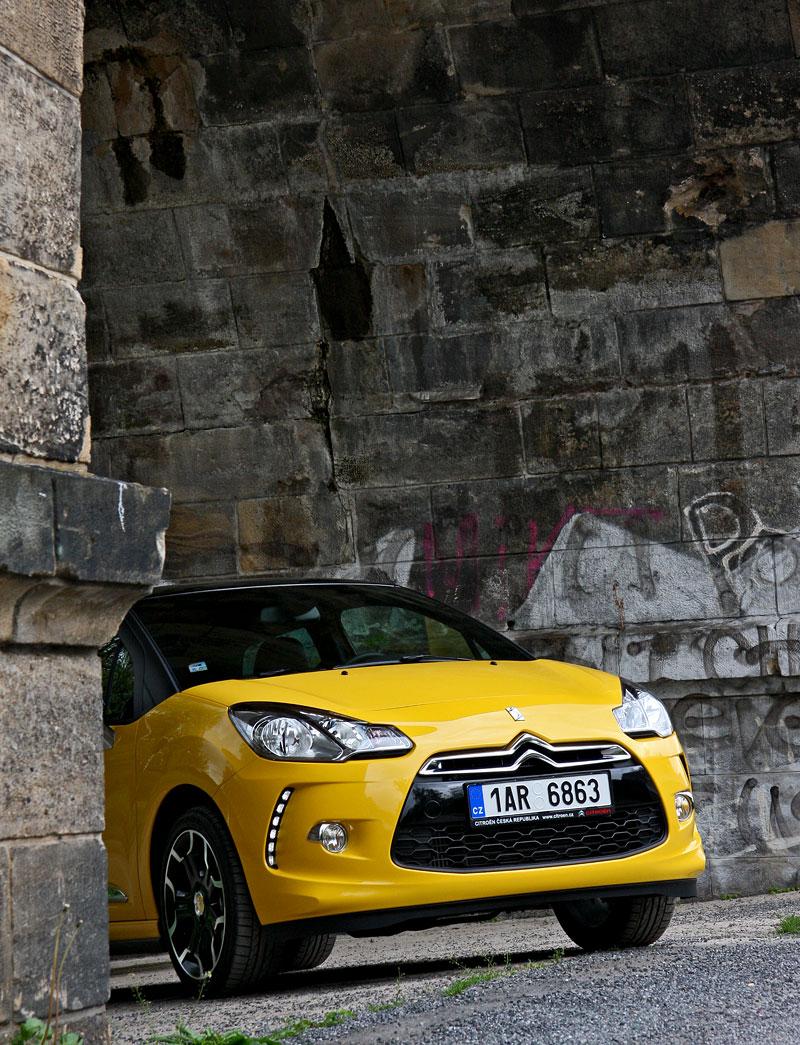 Test: Citroën DS3 1.6 THP: Říkejte mi Seb: - fotka 44