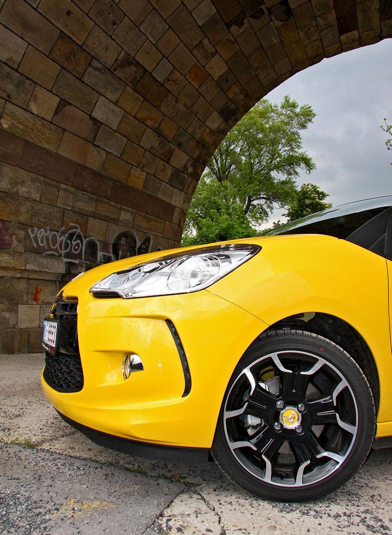 Test: Citroën DS3 1.6 THP: Říkejte mi Seb: - fotka 47