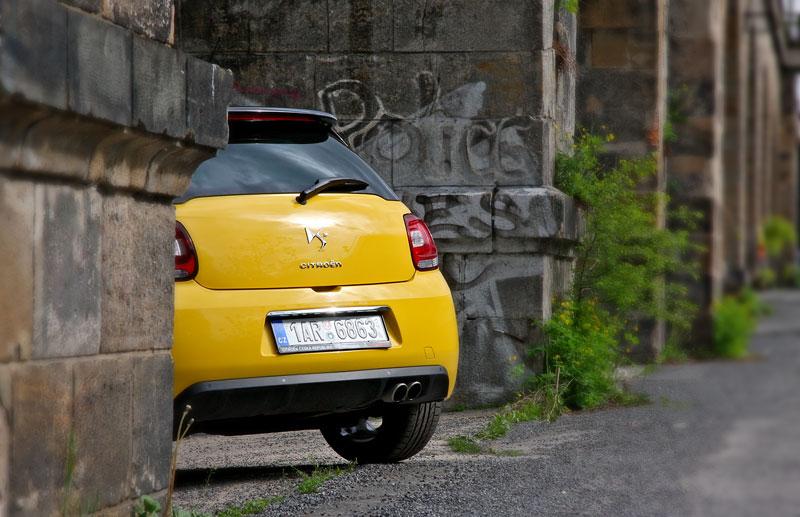 Test: Citroën DS3 1.6 THP: Říkejte mi Seb: - fotka 49