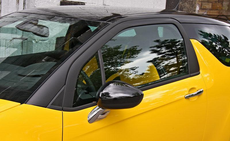 Test: Citroën DS3 1.6 THP: Říkejte mi Seb: - fotka 51