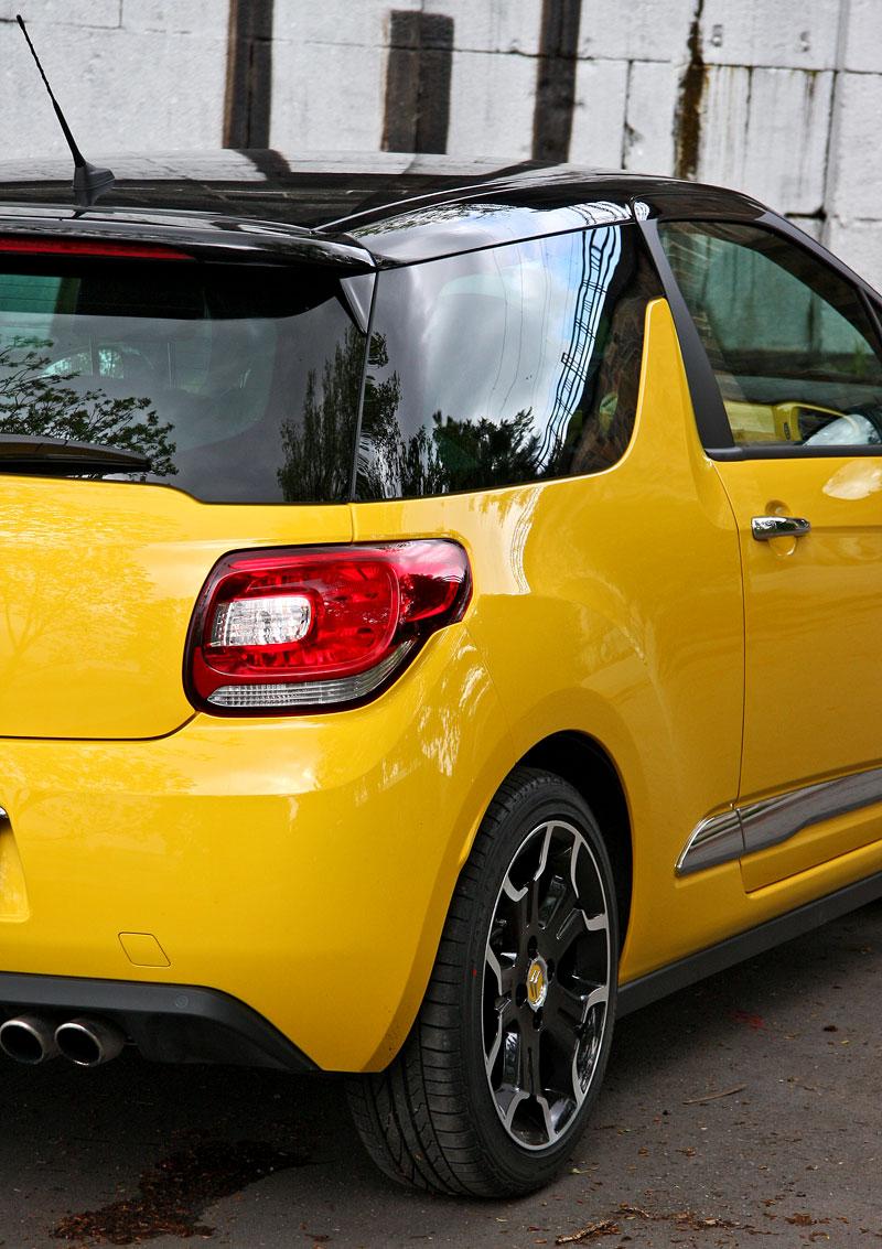 Test: Citroën DS3 1.6 THP: Říkejte mi Seb: - fotka 53