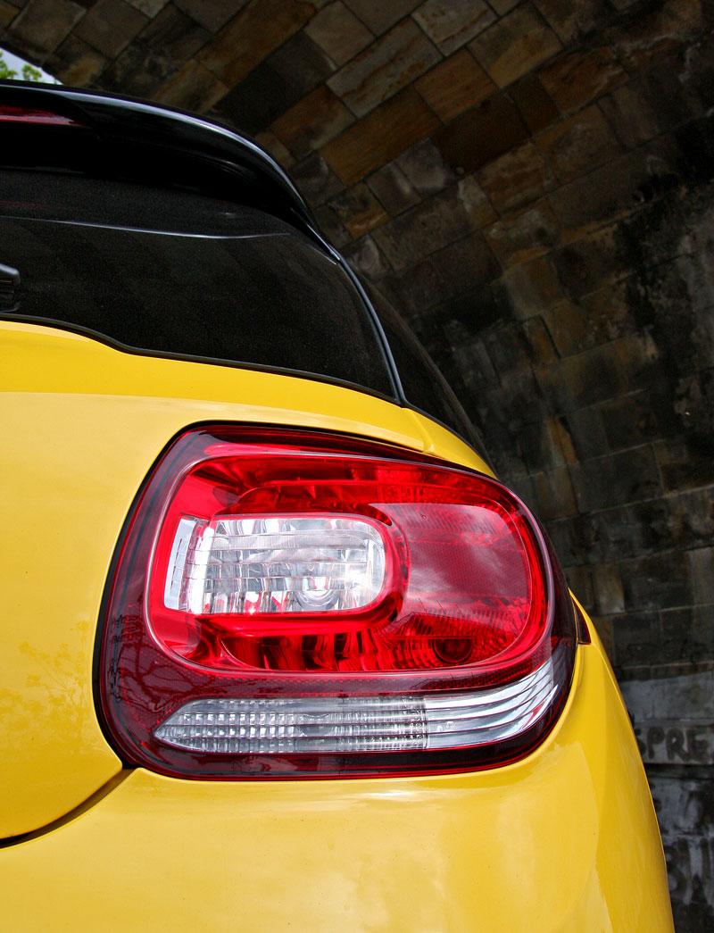 Test: Citroën DS3 1.6 THP: Říkejte mi Seb: - fotka 55