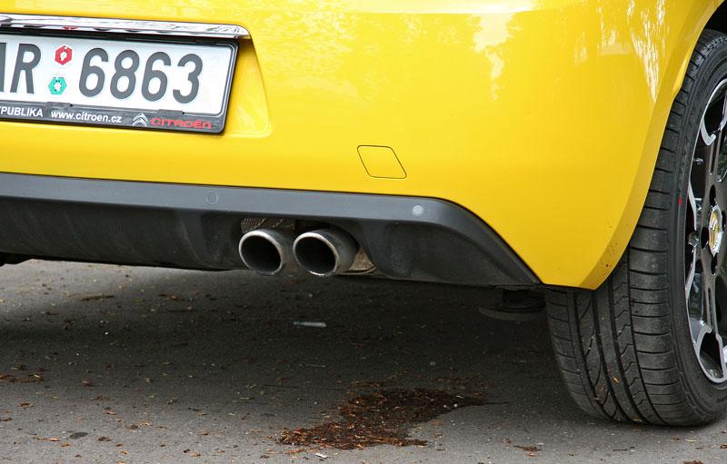 Test: Citroën DS3 1.6 THP: Říkejte mi Seb: - fotka 60