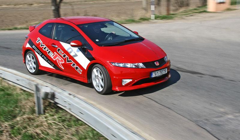 Test: Honda Civic Type R - Hothatchi-do: - fotka 14
