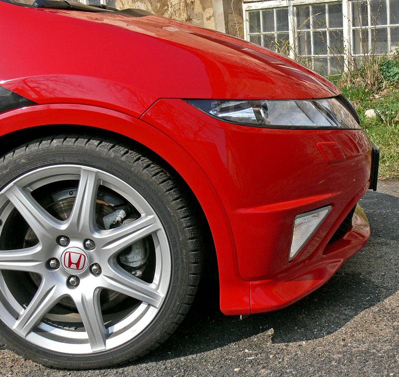 Test: Honda Civic Type R - Hothatchi-do: - fotka 27