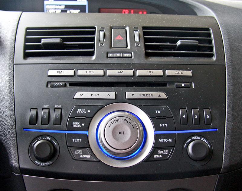 Test:  Mazda 3 MPS - Milujte Privátní Sport: - fotka 6