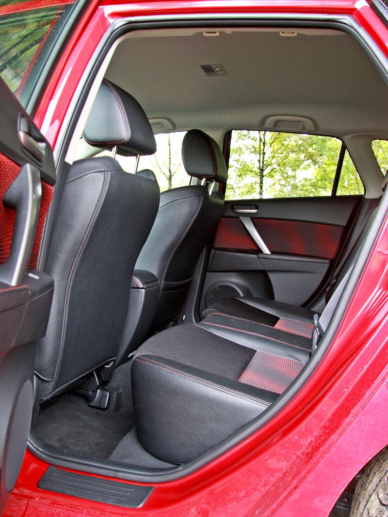 Test:  Mazda 3 MPS - Milujte Privátní Sport: - fotka 11