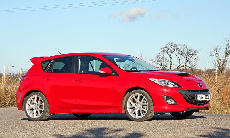 Test:  Mazda 3 MPS - Milujte Privátní Sport: - fotka 14
