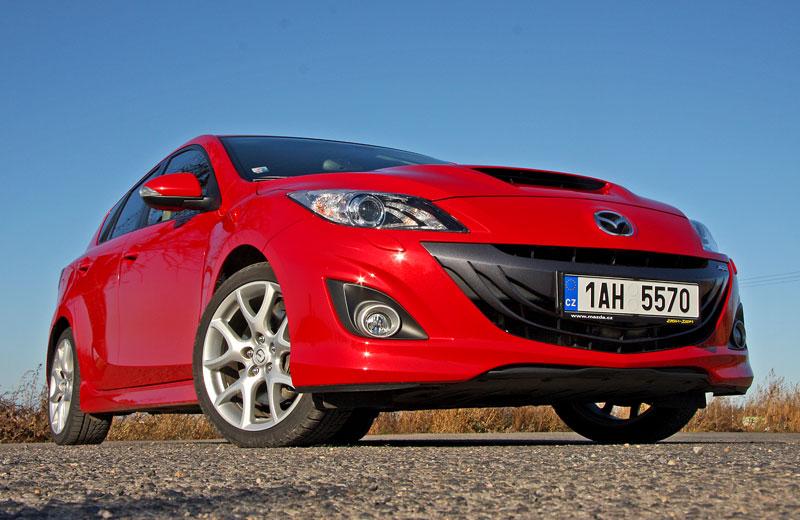 Test:  Mazda 3 MPS - Milujte Privátní Sport: - fotka 15