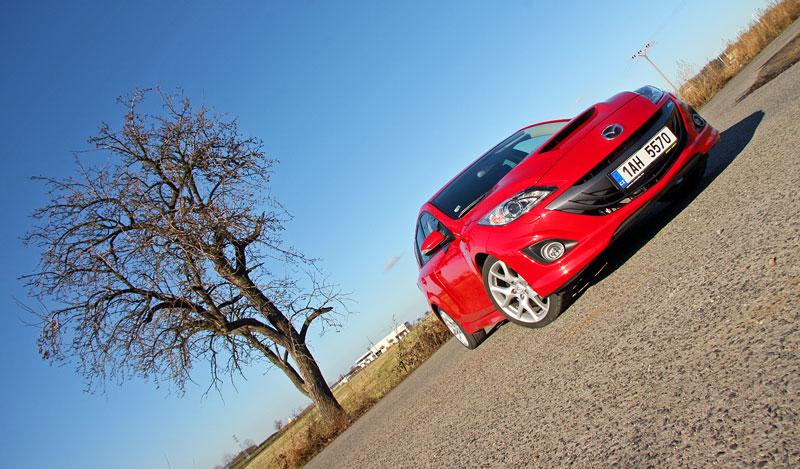Test:  Mazda 3 MPS - Milujte Privátní Sport: - fotka 16
