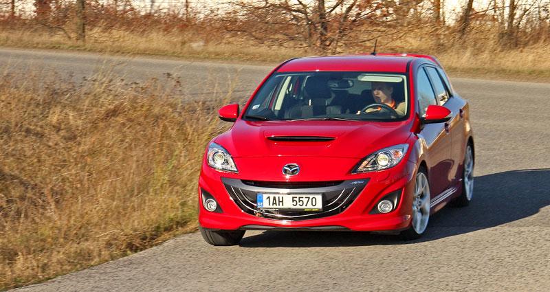 Test:  Mazda 3 MPS - Milujte Privátní Sport: - fotka 18