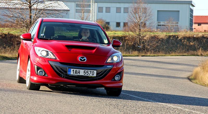 Test:  Mazda 3 MPS - Milujte Privátní Sport: - fotka 20