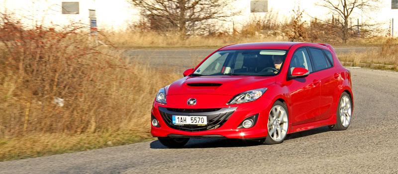 Test:  Mazda 3 MPS - Milujte Privátní Sport: - fotka 21