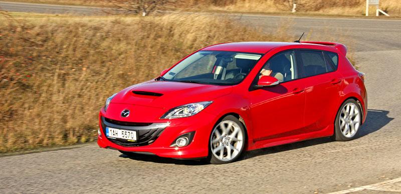 Test:  Mazda 3 MPS - Milujte Privátní Sport: - fotka 22