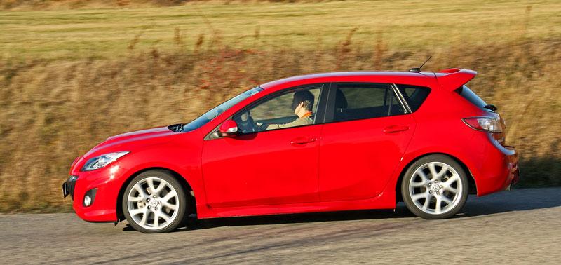 Test:  Mazda 3 MPS - Milujte Privátní Sport: - fotka 24
