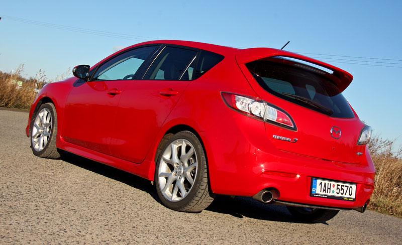 Test:  Mazda 3 MPS - Milujte Privátní Sport: - fotka 27