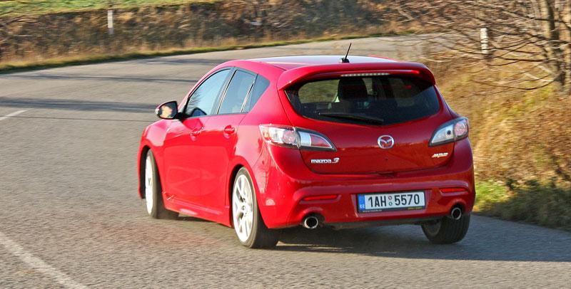 Test:  Mazda 3 MPS - Milujte Privátní Sport: - fotka 28