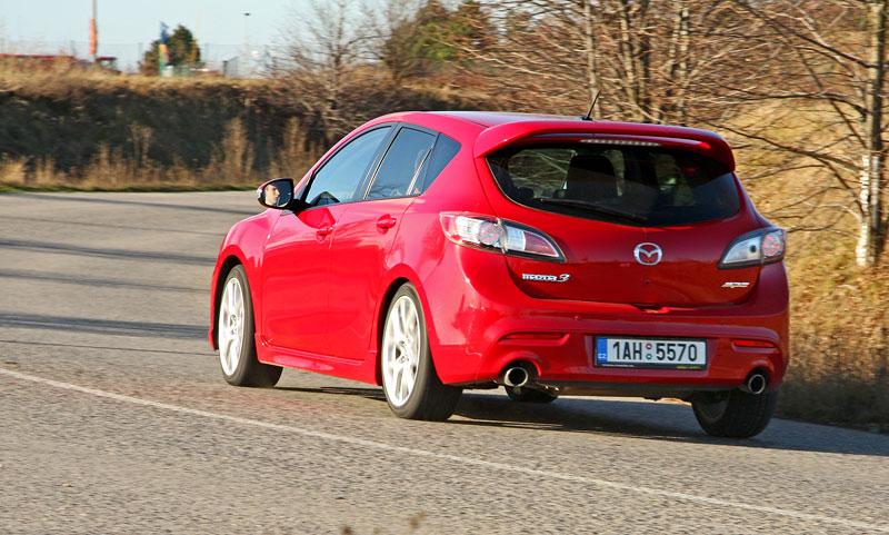 Test:  Mazda 3 MPS - Milujte Privátní Sport: - fotka 29