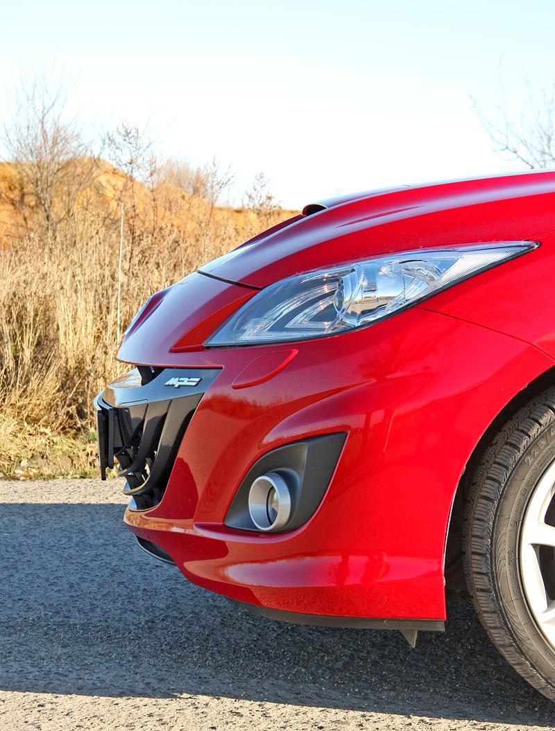 Test:  Mazda 3 MPS - Milujte Privátní Sport: - fotka 34